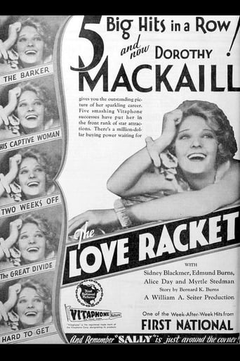 The Love Racket Movie Poster