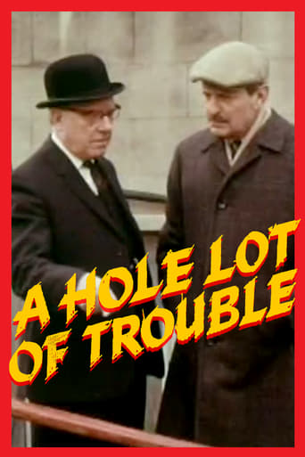 Poster of A Hole Lot of Trouble