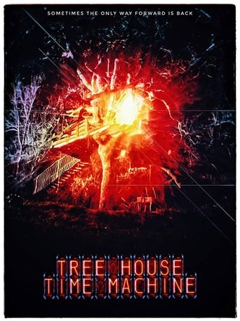 Poster of Tree House Time Machine