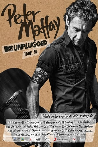 Poster of Peter Maffay - MTV Unplugged