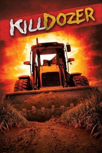Killdozer Movie Poster