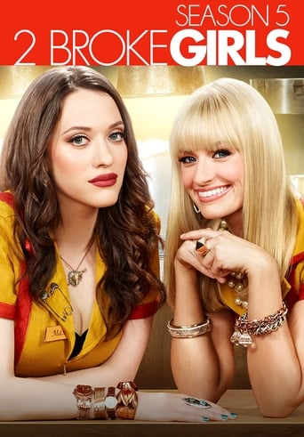 Dvi merginos be cento / 2 Broke Girls (2015) 5 Sezonas