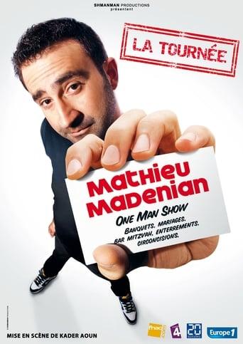 Mathieu Madénian - One Man Show Movie Poster