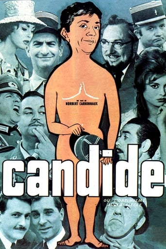 Poster of Candide or The Optimism in the 20th Century
