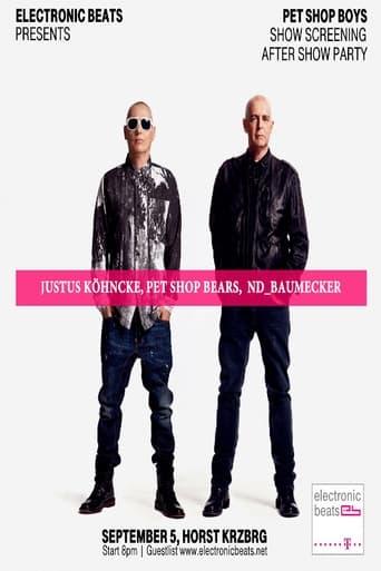 Electronic Beats Festival Berlin 2012 - Pet Shop Boys