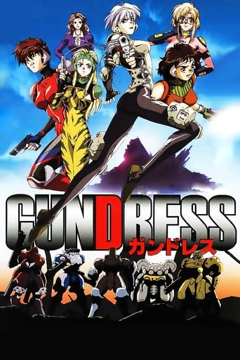 Poster of Gundress