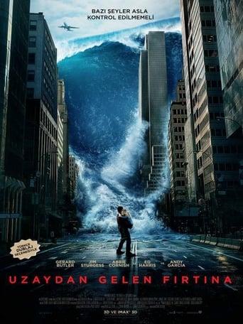 Poster of Uzaydan Gelen Fırtına