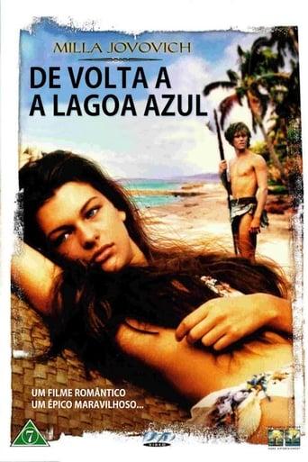De Volta à Lagoa Azul - Poster