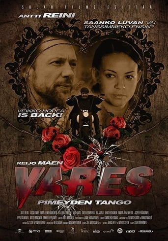 Poster of Vares: Tango of Darkness