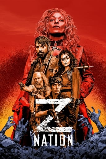 Poster of Z Nation fragman
