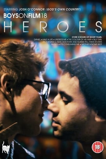 Poster of Boys on Film 18: Heroes