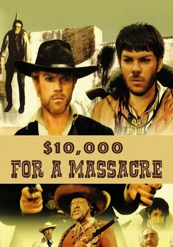 10,000 Dollars for a Massacre Movie Poster