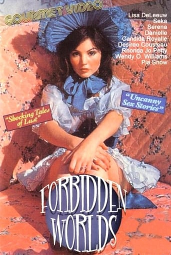 Poster of Forbidden Worlds