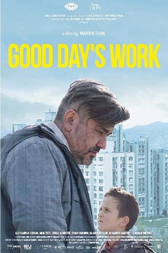 Poster of Good Day's Work