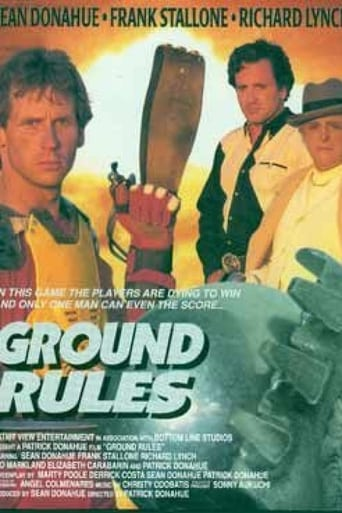 Poster of Ground Rules