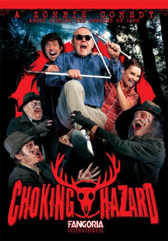Poster of Choking Hazard