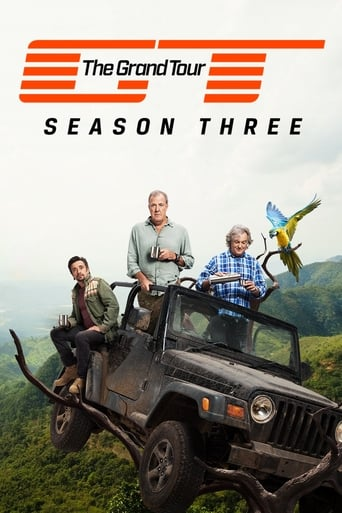 The Grand Tour 3ª Temporada - Poster