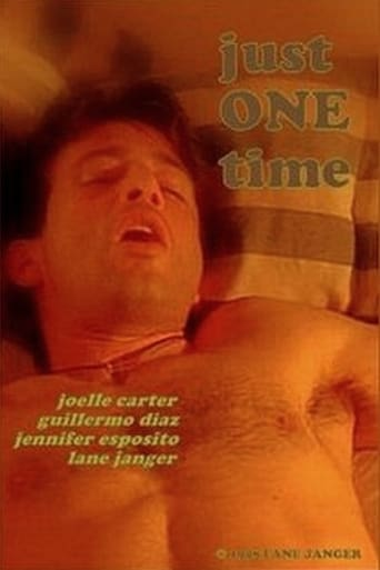 Poster of Just One Time