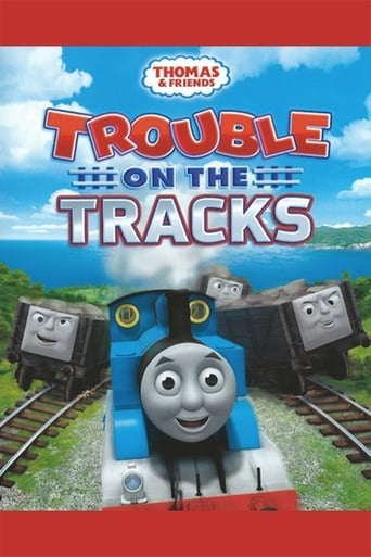 Poster of Thomas & Friends: Trouble on the Tracks