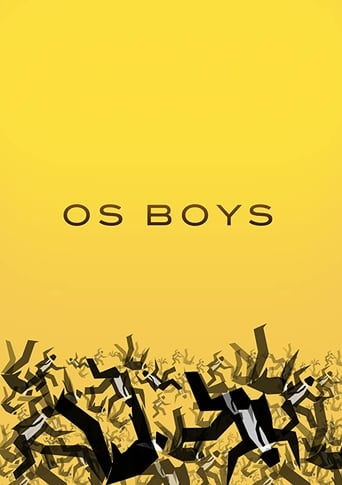Poster of Os Boys