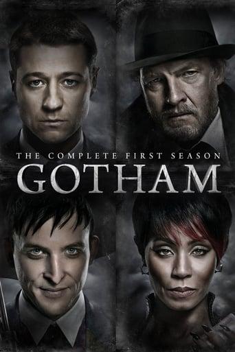 Gotham 1ª Temporada - Poster
