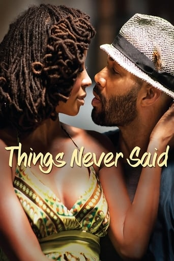 Poster of Things Never Said