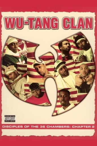 Wu Tang Clan: Disciples of the 36 Chambers poster