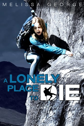A Lonely Place to Die (2011) - poster