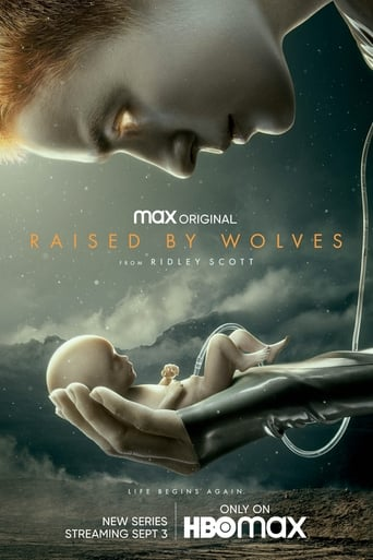 Raised by Wolves Poster