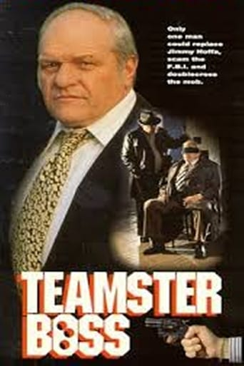 Poster of Teamster Boss: The Jackie Presser Story