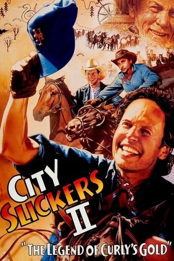 Poster of City Slickers II: The Legend of Curly's Gold