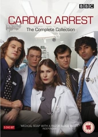 Poster of Cardiac Arrest