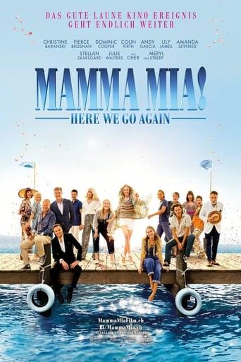 Mamma Mia! Here We Go Again - Komödie / 2018 / ab 0 Jahre