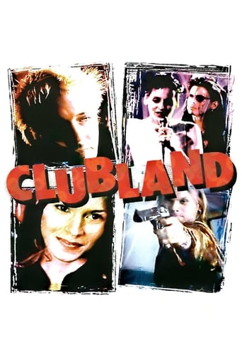 Poster of Clubland
