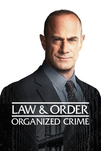 Poster Law & Order: Organized Crime