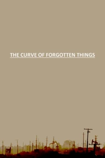 Poster of The Curve of Forgotten Things