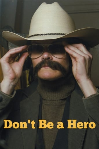 Poster of Don't Be a Hero