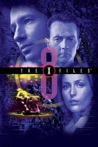 Arquivo X 8ª Temporada - Poster