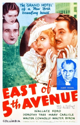 Poster of East of Fifth Avenue