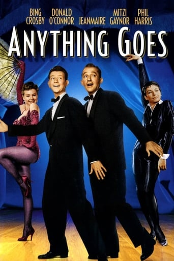 Poster of Anything Goes