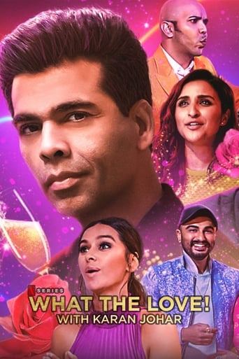 Poster of What the Love! with Karan Johar