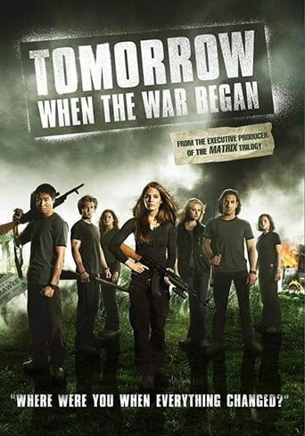 Poster of Tomorrow When the War Began