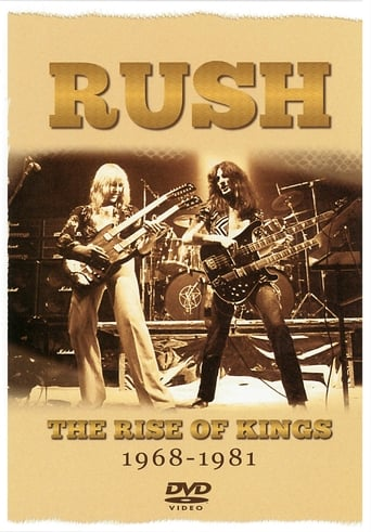 Poster of Rush: The Rise of Kings 1968-1981