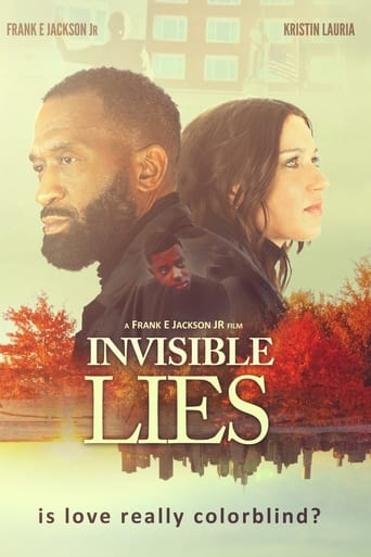 Invisible Lies Poster