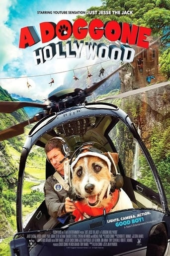 Poster of A Doggone Hollywood