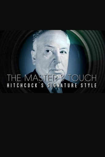 The Master's Touch: Hitchcock's Signature Style movie poster