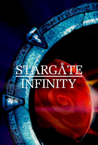 Poster of Stargate Infinity