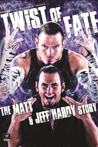 Poster of WWE: Twist of Fate - The Matt & Jeff Hardy Story