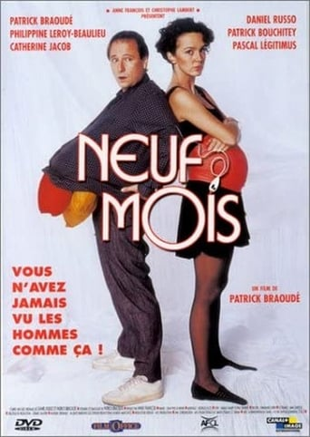 Poster of Neuf mois