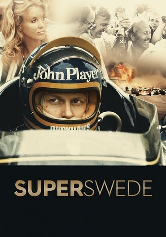 Poster of Superswede: A film about Ronnie Peterson